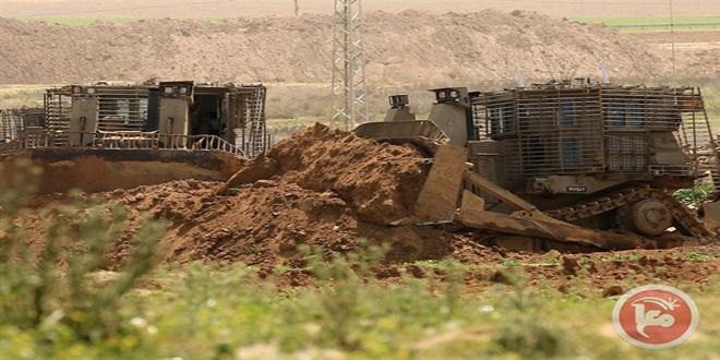 כלי רכב צבאיים ישראליים חדרו לדרום רצועת עזה