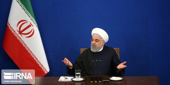 רוחאני: מדגיש את הצורך לכבוד ריבונות ואחדות שטחי סוריה מצד המשטר הטורקי