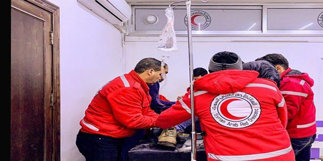 שני פקידים מארגון אוקספאם נהרגו ומתנדב אחר נפצע באש חמושים בעיירה אל-יאדודה בפרבר דרעא
