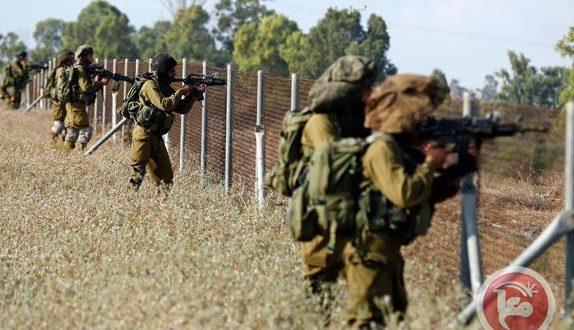 הכוחות הישראליים תקפו ברצועת עזה