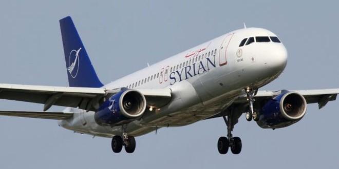 משרד התחבורה : טיסות רצופות מנמל התעופה הבינלאומי של דמשק לנמל אלשרקא היום