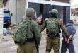 כוחות הכיבוש עצרו פלסטינאי אחד בצפון בית לחם