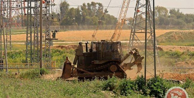הכוחות הישראליים חדרו לדרום הרצועה