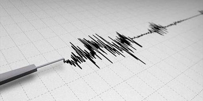רעידת אדמה בעוצמת 4.6 דרגות אירעה בעקבה שבדרום ירדן