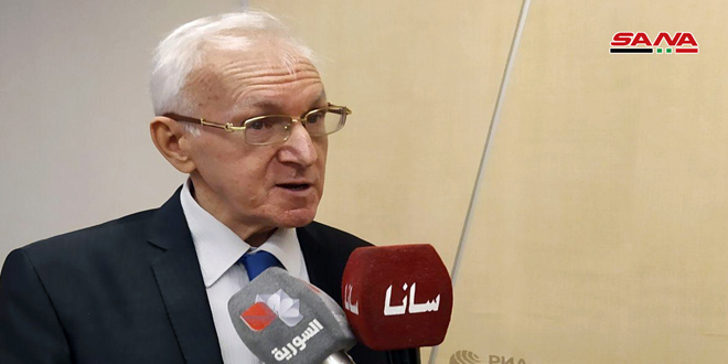 """חוקר רוסי : מדיניות וושינגטון העויינת כלפי סוריה מנוגדת לחוקרים הבינ""""ל"""