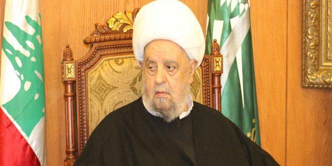קבלאן הדגיש את צורך התיאום עם סוריה