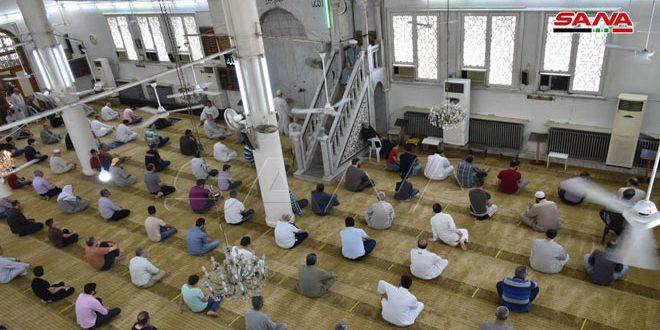 משרד הו'קף: מכריז על פתיחת המסגדים מחדש לכל התפילות בנוסף לתפילת יום ששי החל ממחר