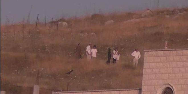 מתנחלים ישראלים פשטו על כפר עסירה אל-קבליה בדרום שכם