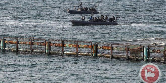 הכוחות הישראלים תקפו את החקלאים והדייגים הפלסטינים ברצועת עזה