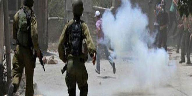 מעצרו של פלסטיני בבית לחם