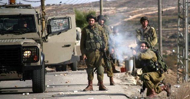 פגיעה ישראלית בחקלאים פלסטינים בדרום רצועת עזה