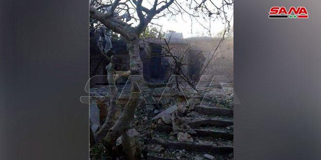 ארגוני הטרור תוקפים ברקטות את כפר ג'ורין בפרבר חמאת
