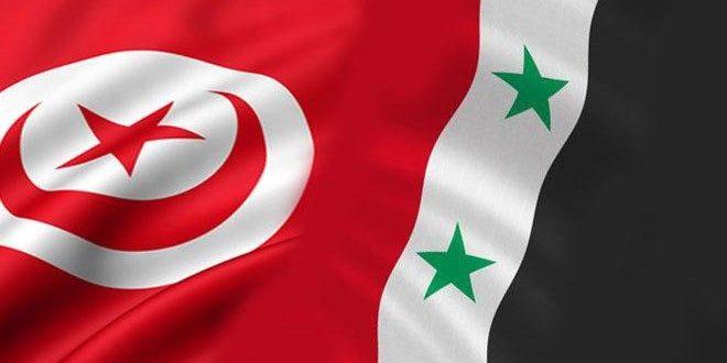 תוניסאים קוראים להחזיר את מרקם הקשרים לקודמו עם סוריה