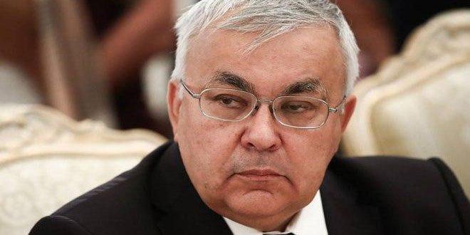 """רוסיה מדגישה את דחייתה לנסיונות וושינגטון להגיש הצעת החלטה של האו""""ם נגד סוריה"""