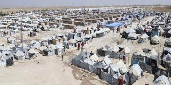 ילד נפטר במחנה אל-הול הנתון לשליטת מיליציה קסד בפרבר אל-חסכה המזרחי