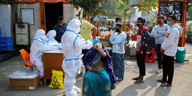 הודו: 9 מיליון בני אדם נדבקו בקורונה