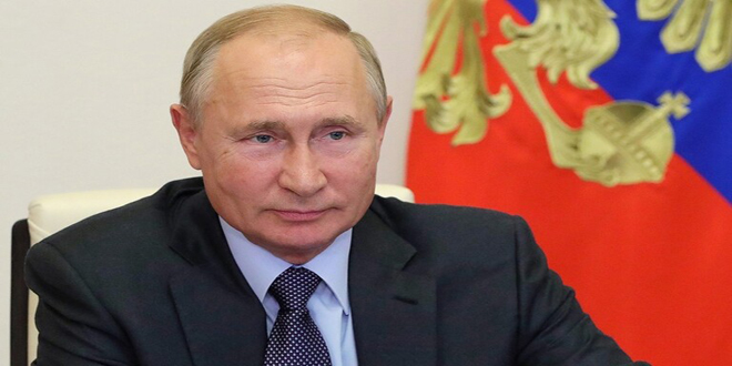 פוטין מחדש ההדגשה על עמדת רוסיה התומכת בזכויות הלגטימיות של העם הפלסטיני