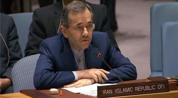 איראן .. יש צורך לכיבוד ריבונות סוריה ונסיגה מלאה לכוחות הזרים הבלתי חוקיים הנוכחים בה