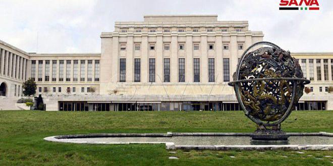 התחלת הסבב הרביעי של פגישות וועדת הדיון בחוקה בז'נבה