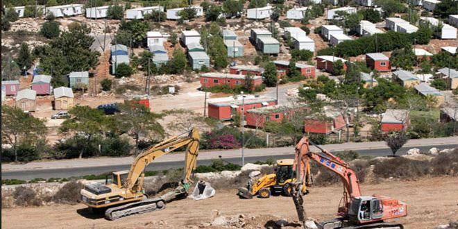 הכיבוש מכריז על תוכנית חדשה להקמת 2600 יחידות דיור בגדה המרעבית