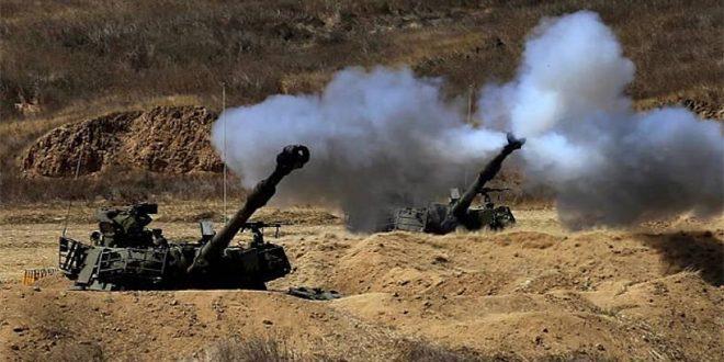 הכוחות הישראליים תקפו מחדש ברצועת עזה