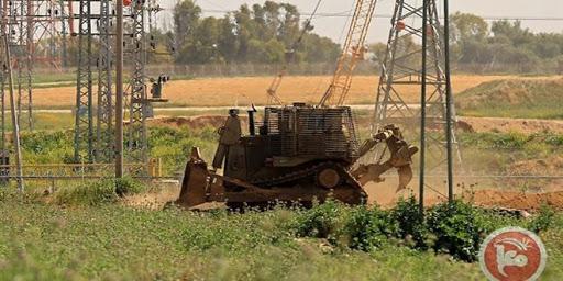 הכוחות הישראלים חדרו לדרום רצועת עזה