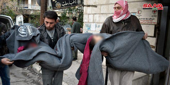 אישה ו-2 ילדים נפלו ונפצעו אזרחים בהתקפה שבצעו כוחות הכיבוש הטורקי ושכירי החרב שלהם נגד העיירה תל רפעת