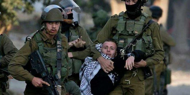 הכוחות הישראלים עצרו 9 פלסטינים בגדה המערבית