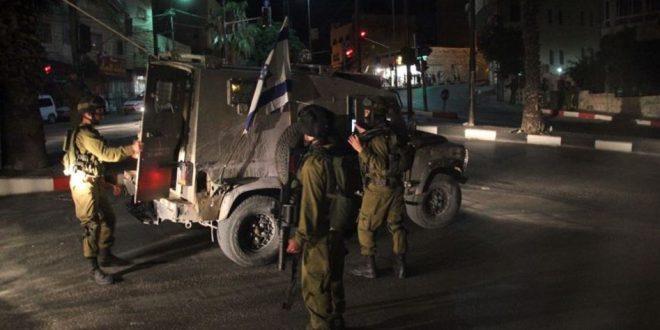 הכוחות הישראליים עצרו שישה פלסטינים בגדה המערבית