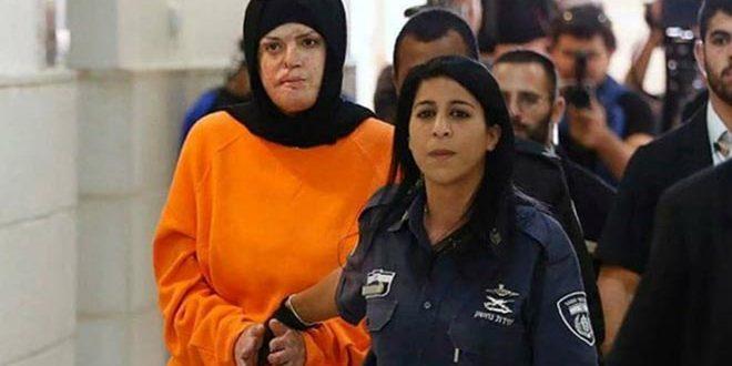 הכיבוש הישראלי ממשיך בפשעיו נגד 35 אסירות פלסטיניות בבתי המעצר שלו