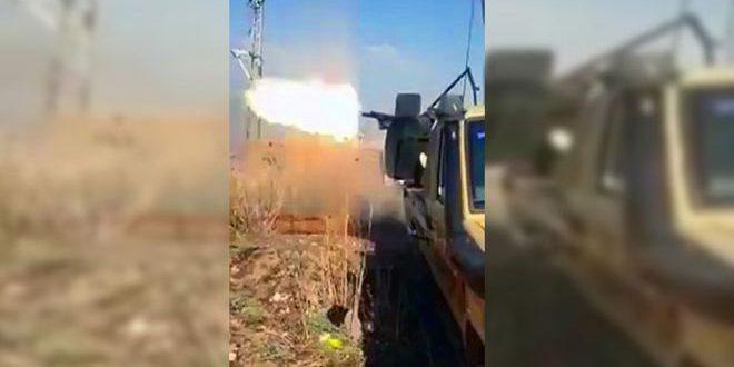 התנגשויות בין שכירי החרב של הכיבוש הטורקי בעיר ראס אל-עין בפרבר אל-חסכה