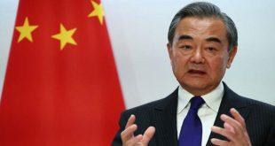 סין הדגישה את חשיבות כיבוד ריבונות המדינות