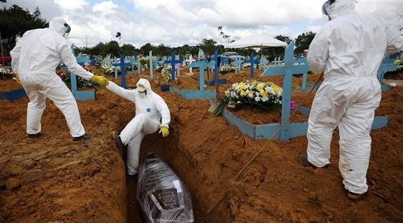 ברזיל: 2,616 חולי קורונה מתו ביממה האחרונה