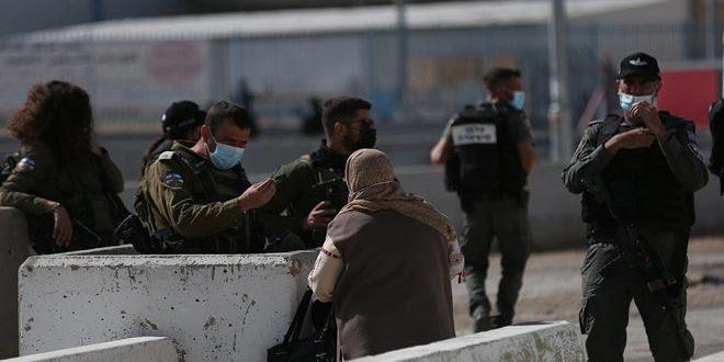 כוחות ישראליים מנעו מהפלסטינים להגיע למסגד אל-אקצא