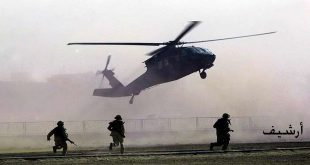 כוחות הכיבוש האמריקני העבירו 60 טרוריסטים מדאעש לשדה הנפט אלעומר