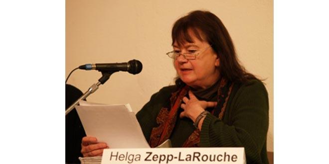 פוליטיקאית גרמנית: על העולם לזוז כדי להסיר את ההליכים השרירותיים שהטיל המערב על העם הסורי