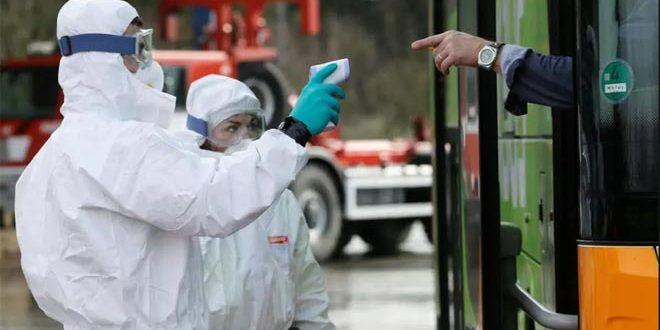 גרמניה: 7,534 אובחנו כמאומתים לקורונה ביממה האחרונה