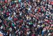 עצרות עממיות כדי להדגיש את חשיבות בחירות הנשיאות מול הלחצים החיצוניים