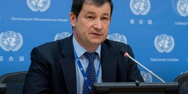 פוליאנסקי : החלטת ארגון איסור הנשק הכימי נגד סוריה  צעד מסוכן וחסר תקדים