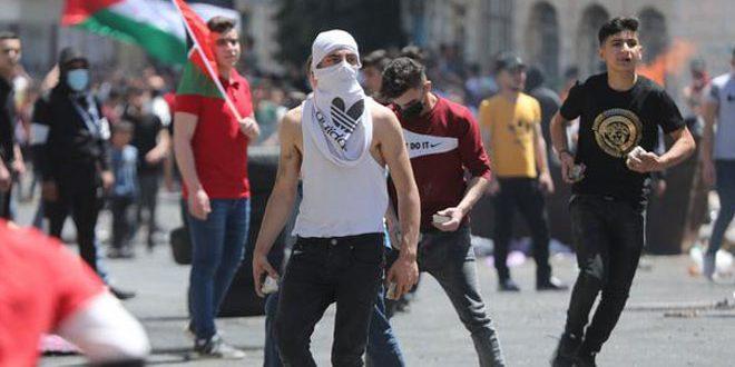 הפגנות ברמאללה, קלקיליה וחברון נגד התוקפנות הישראלית