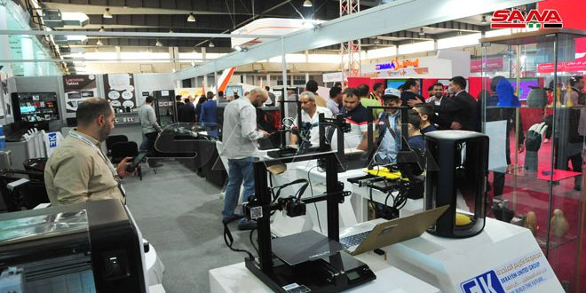 """340 חברות השתתפו ביריד טכנולוגית האינפורמציה והתקשורת """"סיריה האי טק"""""""