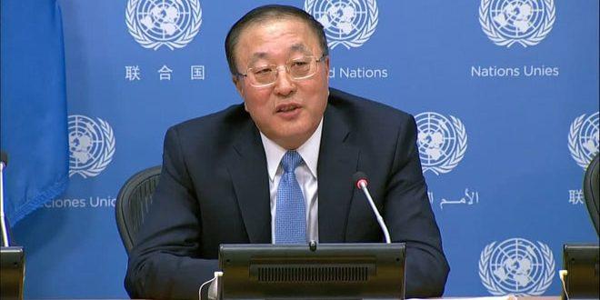 סין : שום סיוע אנושי לסוריה צריך לעבור דרך הממשלה הסורית