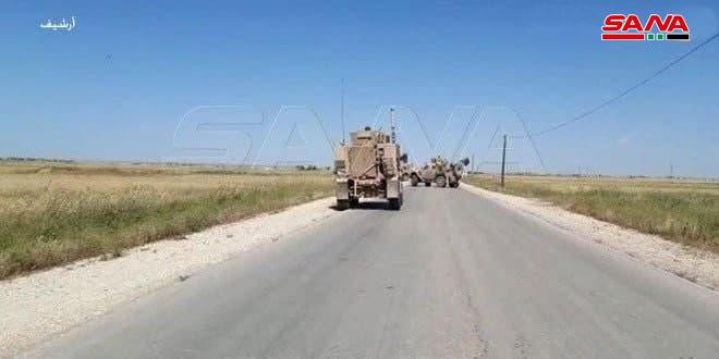 הכיבוש האמריקני העביר יותר מ-60 טרוריסטים לדרום אל-חסכה