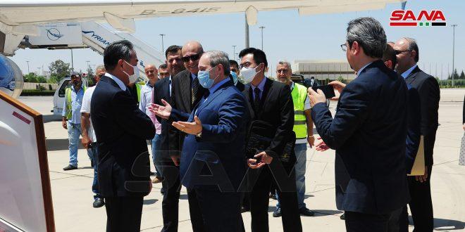 ביקורו של שר החוץ הסיני באזור זכה בהתעניינות רבה