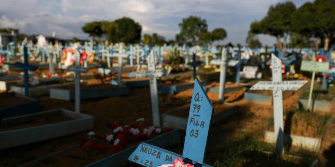 ברזיל: כ-38 אלף אובחנו כחיוביים לקורונה ביממה האחרונה