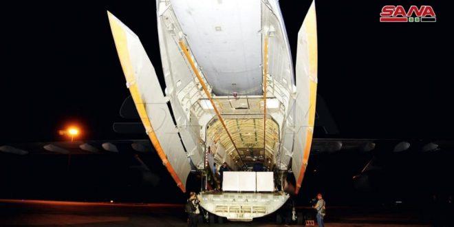 160 טונות של סיוע רוסי כולל 250 אלף מנות מספוטניק לאית