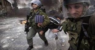 עצירתם של 4 פלסטינים על ידי כוחות הכיבוש בגדה המערבית