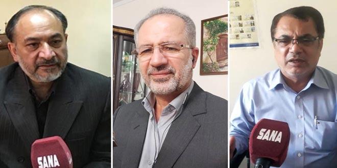 מומחים ופרשנים איראנים: התקיפות הישראליות בשטחים הסורים נועדו לתמוך בטרוריסטים