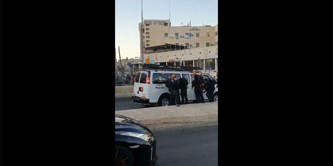 כוחות הכיבוש עצרו 2 פלסטינים באל-קודס הכבושה