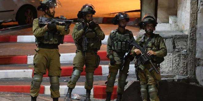 פלסטינים לקו בחנק במערב סלפית